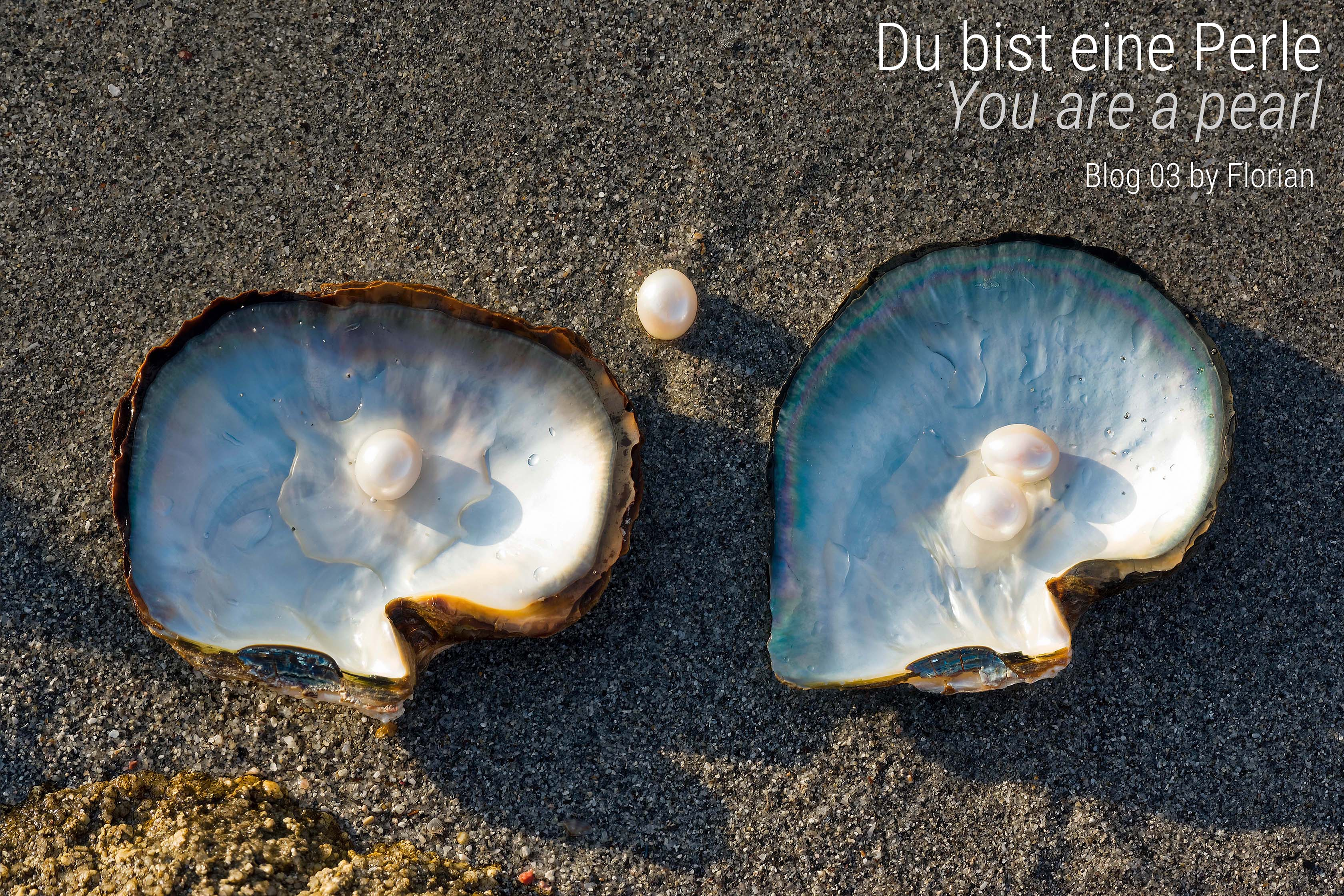 Du bist eine Perle - You are a pearl